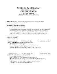 ... Brilliant Ideas Of Cover Letter Resume Sample for Caregiver Resume  Sample for In Personal Support Worker ...