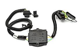 com gm accessories trailer wiring harness  gm accessories 17801656 trailer wiring harness 4 way flat converter and hardware