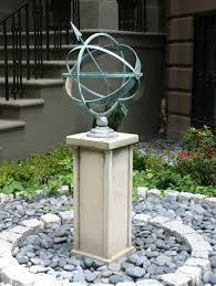 arcturus copper armillary sundial 18 d
