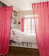 Privacy curtains. Made with command hooks and wire - maybe a good way to  cover