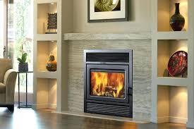 zero clearance wood fireplace zero clearance fireplace wood stove insert