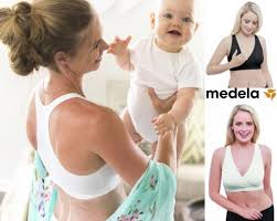Medela Nursing Sleep Bra