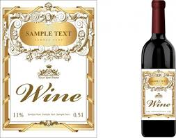 Wine Border Template Wine Label Free Vector Download 8 917 Free Vector For Commercial