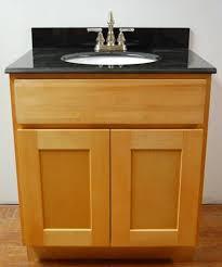 Bamboo Bathroom Cabinets Natural Shaker Bamboo Bathroom Cabinets With Black Top Bamboo