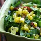 arugula corn salad with bacon recipe