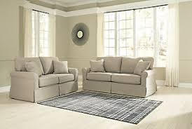 Living room furniture set up Layouts Ideas Large Senchal Sofa And Loveseat Set Rollover Ashley Furniture Homestore Living Room Sets Furnish Your New Home Ashley Furniture Homestore