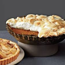 sweet potato pie with marshmallows. Delighful Pie Toasted Marshmallow Sweet Potato Pie With Sweet Potato Pie Marshmallows O