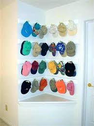 baseball cap rack hat cost friendly and easy ideas for your hats collection organization holder diy hat hanger wardrobe racks