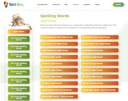 Learn why the common core is important for your child. A Step By Step Guide To Spelling Training With Spellquiz