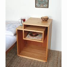 Night Tables For Bedroom Modern Bedside Tables Monolit Side Table Small Black Bedside