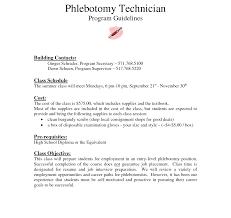 Free Phlebotomist Resume Templates Phlebotomist Resume Cover Letter Skills Pdf Objective Phlebotomy 27