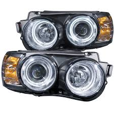 Chevrolet Sonic Lights Anzo 121489 Anzo Usa Chevrolet Sonic 4dr Hatchback Projector Headlights W Halo Chrome Ccfl 2012 2015