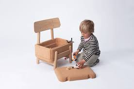 chair with storage. playful, multifunctional children\u0027s chair with storage