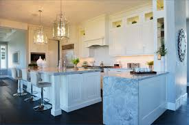 Interesting High End Kitchens Designs White Kitchen Cabinets O Throughout  Ideas