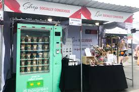 Boxgreen Vending Machine Impressive These Are The Most Unbasic Things At Artbox Singapore 48 Luxury