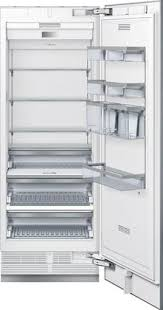 thermador counter depth refrigerator.  Depth Thermador Freedom Custom Panel And Handle Not Included  Inside Counter Depth Refrigerator D