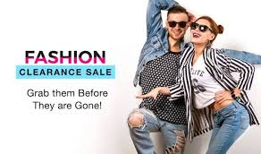 Flat 80% Off on All Men's, Women's & Kids Clothing & Accessories