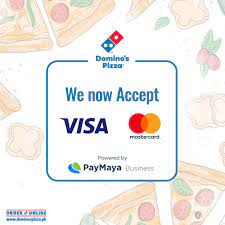 Can you pay for pizza online with a credit card. Dominosph On Twitter Go Cashless When You Order Online We Now Accept Payments Via Credit Card Debit Card Paymaya Order Via Https T Co Nrwzhfppca Today Https T Co Atqstrnaf8