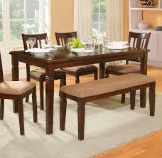 wood rectangular dining table. Dining Tables, Fascinating Rectangle Table With Bench Small Kitchen Brown Wood Rectangular D