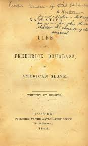 the narrative of the life of frederick douglass essay narrative of  of the life of frederick douglass essay narrative of the life of frederick douglass essay