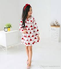 These valentine games are going to make your kids' valentine's day classroom party a whole lot of fun! 2021 Valentines Day Dress 2017 Spring New Girls Falbala Collar Love Heart Printed Dress Kids Long Sleeve Dress Children Princess Dresses A0256 From Summervivi 53 62 Dhgate Com