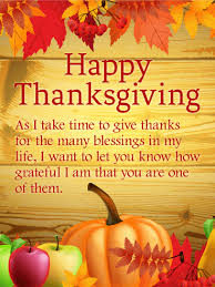 thanksgiving photo cards thanks for the many blessings thanksgiving card a beautiful