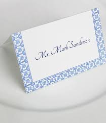 Place Card Template Extraordinary Printable Reception Place Card Template Download Print