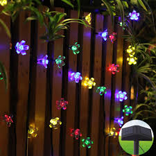 outdoor led garden string lights. kingleder led christmas string outdoor led garden lights b