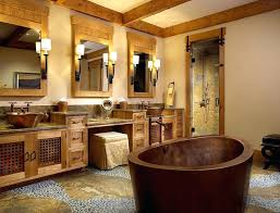 dropin soaking tubs fully skirted bath with 2 copper tulip 60 x 36 drop in tub