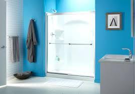 glass door glass door bathroom sliding shower doors design india