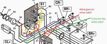 wiring diagram for 1994 club car golf cart images car precedent ezgo golf cart wiring diagram marathon controller