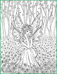 Printable Unicorn Coloring Pages For Adults Awesome Fairy Coloring