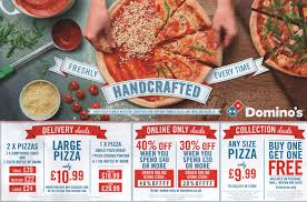junk mail from domino s pizza
