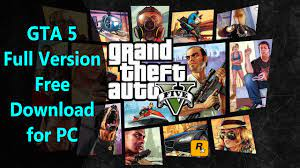 Grand Theft Auto V / GTA 5 PC Game Download For Free Full Version - OI  Canadian