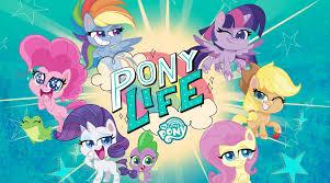 <b>Hasbro</b> announces <b>My Little Pony</b>: Pony Life animated series and toys