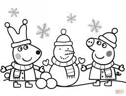 Small Picture Coloring Pages Best Images About Coloring Pages Winter On Frosty
