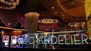 chanderlier bar level 1 5 at cosmopolitan of las vegas