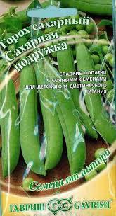 "<b>Семена</b> Гавриш ""<b>Горох</b> Сахарная подружка"", 19102058, 10 г ..."