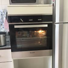 brandt built in oven with ikea cabinet