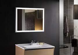 Cuzio Lighted Vanity Mirror Led Bathroom Mirror