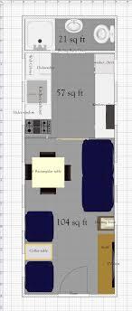 tiny house plan. Tiny House Plan 4 Ground Level