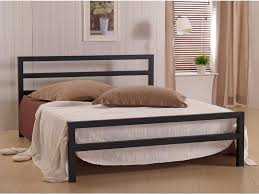 contemporary metal furniture. Contemporary Metal Bed Frames Furniture
