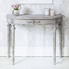 elegant half table for hallway with best 25 moon console