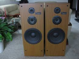 infinity tower speakers. i have been running a denon avr-1800 receiver, an infinity cc3 center, overture one\u0027s for fronts, and energy take 2 as surrounds. tower speakers r