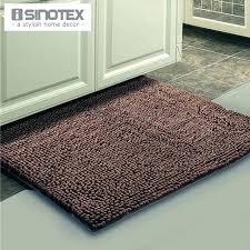 thick bath rugs brown bathroom rugs brown bath rugs brown mat thick gy soft rug large