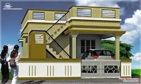 front home design. Inspirations 3d Building Elevation Designs For Single Floor Front Home Design