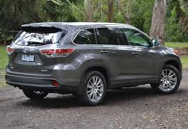 new car release australia 20142014 Toyota Kluger review  first drive video  CarsGuide