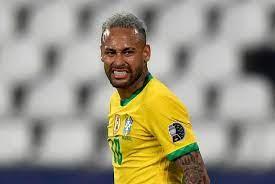 نيمار يضع البرازيل في النهائي القاري
