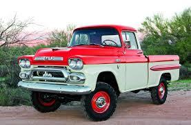 NAPCO 4x4 Pickup Trucks: The Forgotten 4x4
