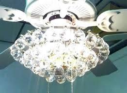 bling ceiling fans chandelier ceiling fan light kit fans bling and best makeover ideas crystal bead